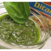 Pesto Recipe and Video - The perfect, basic, never-fail pesto recipe loaded with basil, garlic and parmesan. Try toasting the pine nuts for some extra flavor.