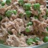 Tuna Fish Pea Salad Recipe - Tuna, canned peas, a little mayonnaise, and a couple of seasonings are all you need to make this super-easy salad.