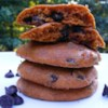 Pumpkin Chocolate Chip Cookies III Recipe and Video - If you like pumpkin pie and chocolate, you'll love these cookies.  I think they taste best when they are cold from the refrigerator.