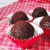 Basic Truffles Recipe - This is a basic truffle filling to which you can add your own flavorings or extracts. You may use this to fill the chocolate shells you make using candy molds or roll into balls then into powdered sugar, cocoa, sprinkles or other toppings