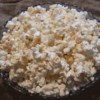 Microwave Popcorn Recipe - Believe it or not, you can make your own delicious, low-fat microwave popcorn using standard popping corn and a brown paper lunch bag. It works perfectly.