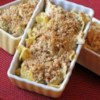 Chicken Noodle Casserole I Recipe and Video - Comfort your tummy with this dreamy bake of chicken, cream of mushroom soup, cream of chicken soup, sour cream and tender egg noodles. Cracker crumbs sauteed in butter makes a deliciously crunchy topping.