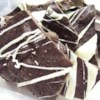 Espresso Bark Recipe - A simple chocolate candy recipe made with coffee beans and speckled with white chocolate, great for giving at Christmas!