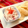 BLT Dip Recipe and Video - Everything you'd expect to see in the standard sandwich, but chopped and blended to a deliciously creamy consistency.