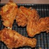 Better Than Best Fried Chicken Recipe and Video - Simply delicious fried chicken using, of all things, cream of chicken soup! The other key ingredient is cornstarch. The end result will surprise you. It will be perfect--crispy on the outside, juicy on the inside, and loaded with mouthwatering flavor. This chicken will definitely be requested on a regular basis by family and friends!