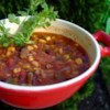 Smokin' Scovilles Turkey Chili Recipe and Video - This is a hearty and relatively low-fat chili recipe that is guaranteed to satisfy even the most sadistic spicy food lover...REAL MAN FOOD.