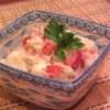 Brian's German Potato Salad Recipe - Bacon, onions, and celery seed flavor this rich, warm German potato salad.