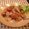 Chicken Andouille Gumbo Recipe - Make this stew a day ahead to allow the flavors in this highly seasoned stew with Andouille sausage, chicken and okra develop.