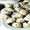 Poppy Seed Cookies I Recipe - This recipe for cookies filled with poppy seeds results in cookies that are light, fluffy, and very delicate.