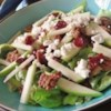 "Eat Michigan Salad Recipe - ""I live in Buckeye country, that's the land of Ohio State University football to the rest of you. We love to tailgate and watch the Bowl games, and are always trying to come up with clever things to do to our biggest rivals up north, the Michigan Wolverines. The cherries and maple in this wonderful salad inspired the name. Enjoy!"""