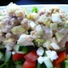 New Wife Tuna Salad Recipe - My husband says this tuna salad is even better than his mother's. Not too pickly tasting, mild with a nice blend of flavor. You can add more mayo for a creamier salad.