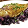 Grilled Fish Steaks Recipe - Savory halibut filets are marinated in olive oil, lemon juice, basil, and garlic then grilled to perfection. The perfect dish to turn people around who don't like fish.