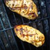 Zesty Grilled Garlic-Herb Chicken Recipe - Hot, sweet and savory--many herbs lend distinct, delicious notes to this marinade for grilled chicken.