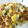 Super Squash Recipe - It's neither bird nor plane - just a great summer recipe! This squash casserole is filled with flavor and baked with a wonderful stuffing crust.