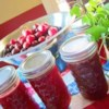Plum Jam Recipe - A simple recipe of plums, sugar, pectin, and a little butter makes a delicious homemade jam.