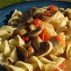 Company Chicken Marsala Recipe - This dinner recipe calls for pan-fried chicken to simmer in a sauce with garlic, Marsala wine, basil, and rosemary.