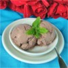 Chocolate Syrup Ice Cream Recipe - Cocoa flavored whipped cream, chocolate syrup, condensed milk and cinnamon are frozen overnight for an easy, no-cook ice cream.