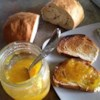 Mango Jam Recipe - Luscious, fresh mango jam will add bright, tropical sweetness all winter long to a variety of dishes and desserts.