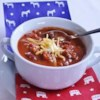 Presidential Debate Chili Recipe - Use cans of ranch-style beans to add some heartiness to this easy chili recipe, perfect for presidential debate watching!