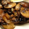 Superb Sauteed Mushrooms Recipe and Video - Sauteed mushrooms with a hint of wine and teriyaki sauce are the perfect topper for steak and baked potatoes.