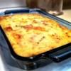 Leftover Pizza Breakfast Casserole Recipe - Transform leftover pizza into a breakfast casserole with the help of eggs, mozzarella cheese, and oregano for a filling main dish.
