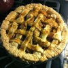 Healthier Apple Pie by Grandma Ople Recipe - This healthier version of grandma's traditional apple pie reduces the amount of white sugar but still tastes just as delicious.