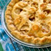Easy Homemade Pie Crust Recipe and Video - This all-butter pie crust recipe produces flaky, tender results.
