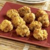 Sausage Cheese Puffs Recipe - These sausage cheese puffs are irresistible party appetizers.