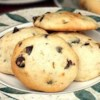 Angel Chocolate Chip Cookies Recipe - The chocolate chip cookies from this recipe are white, soft, and cake-like.
