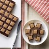 Shreddies No-Bake Peanut Butter Squares Recipe - Watch these mini treats disappear; who can resist the combination of peanut butter, chocolate, and crunchy Shreddies!