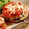 Classico(R) Eggplant Parmesan Recipe - For this low-calorie, low-fat version of the decadent meatless classic, the eggplant is baked, not fried.