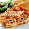Beefy Baked Ziti Recipe - This recipe, adapted to use the traditional flavors of Classico® Pasta Sauce, was originally submitted by Allrecipes home cook Colleen B. Smith.
