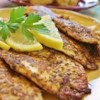 Cajun Style Blackened Snapper Recipe - Fillets of red snapper are coated with a mixture of pepper and herbs, then cooked at high heat until the coating blackens. Spicy and delicious!