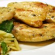 Chicken con Vino e Aglio (with Wine and Garlic)