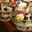 Easy Crunchy Berry Parfaits