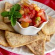 Simple Strawberry Salsa