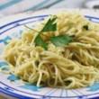 Garlic-Herb Linguine