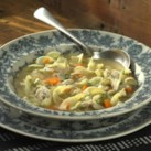 Healthy Chicken Soup Recipes to Fight a Cold Slideshow - Try one of our healthy chicken soup recipes to boost immunity.
