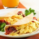 Metabolism-Boosting Breakfast Recipes Slideshow - Research shows that a compound in chiles, called capsaicin, helps rev up the body's metabolism and may boost fat burning. These breakfast recipes all contain chiles (for the recipes with salsa pick a hot variety rather than mild salsa) to help you boost your metabolism as you start your day. Try these spicy, low-cal recipes for omelets, scrambles, breakfast burritos and more.