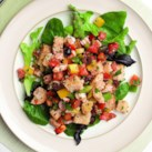 Healthy Power Salad Recipes Slideshow - Make a satisfying dinner with our healthy power salad recipes.