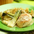 Low-Calorie Comfort Food Recipes for Chicken Slideshow - Chicken soup recipes, creamy chicken recipes and chicken tender recipes are classic comfort foods. We've cut the calories and fat in traditional chicken comfort food recipes to give you healthier, low-calorie chicken recipes your whole family will love. For a creamy chicken dinner, try our Chicken with Creamy Braised Leeks. If you're in the mood for a healthier fried chicken recipe, try making Crispy Baked Drumsticks with Honey-Mustard Sauce for a family-friendly dinner.