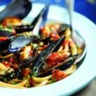 Healthy Mediterranean Pasta Recipes Slideshow - Take a trip to the Mediterranean with these healthy Mediterranean Diet pasta recipes.