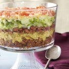 Top 50 Potluck Recipes Slideshow - This collection of healthy potluck recipes is full of crowd-pleasing main dishes, sides, salads and desserts that our fans love. From pasta salad, fruit bars and deviled eggs to baked beans and blueberry cobbler, our recipes for a potluck are healthy, delicious additions to any BBQ, picnic or party.