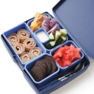Our Top Healthy Kids Lunch Ideas for School Slideshow - Pack a healthier lunchbox for school with these healthy kids lunch and snack ideas. Our easy lunch ideas are nut-free for school and fun to eat. Pack our Pizza Roll-Up Bento lunch for a healthy kids lunch your child won't want to trade!