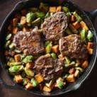 Healthy Recipes for Cast-Iron Skillets Slideshow - Use your cast-iron skillet in these delicious cast-iron recipes for dinner, side dishes and desserts.