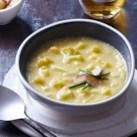 Comforting Soup Recipes and Bread Recipes Slideshow - A piping-hot bowl of soup is the ultimate comfort food during the colder months. Our healthy versions of hearty soups like bisques, chowders and stews are full of vegetables and protein and make for a delicious dinner. Enjoy our satisfying soup and bread recipes for a cozy meal.
