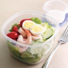 Pack-and-Go Healthy Lunch Recipes for Work Slideshow - Get new healthy lunch recipes to pack and bring to work.