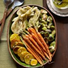 Best Ever Thanksgiving Sides Slideshow - From the best seasonal vegetables to the classics--stuffing, mashed potatoes and green bean casserole--we've rounded up our best Thanksgiving sides. Whether you're hosting or making a dish to share, these healthy recipes will round out your feast deliciously.