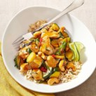 Healthy Thai Recipes for Weeknights Slideshow - We've all been there: after a long day at the office, take-out is calling our name. But just because it's a busy weeknight doesn't mean you need to resort to delivery. Make your own Thai food right at home with these easy and nutritious recipes that will save you fat, calories and sodium.
