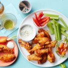 Best Healthy Snack Recipes for the Super Bowl Slideshow - Turn on the game and dig into our healthy appetizer recipes for the Super Bowl! These Super Bowl snacks, including chicken tender recipes, dip recipes, buffalo wing recipes and more healthy snack recipes, are lighter version of traditional snacks your friends and family will enjoy.